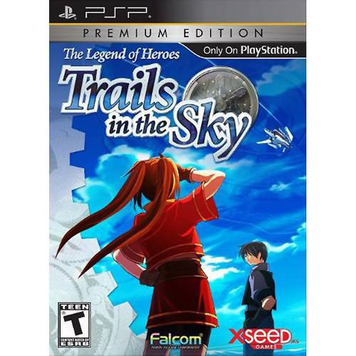 The Legend of Heroes: Trails in the Sky Limited Edition (PSP)