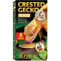 Exo Terra Crested Gecko Food, 8 PK