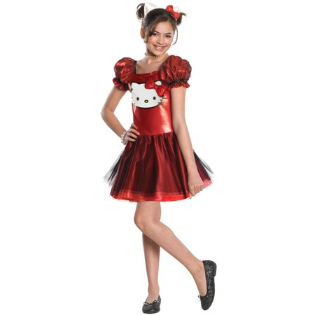 Hello Kitty Red Sequin Tutu Dress Child - Hello Kitty Dress Adults