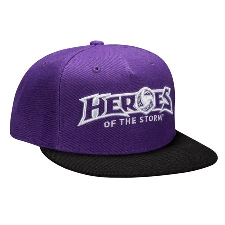 Baseball Cap - Heroes of the Storm - Strike Team Snapback Hat Logo j6223](Halloween Event Heroes Of The Storm)