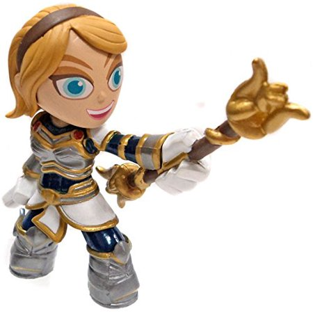 League of Legends - Lux, Highly Collectible Vinyl Figures! By Mystery Minis Ship from US