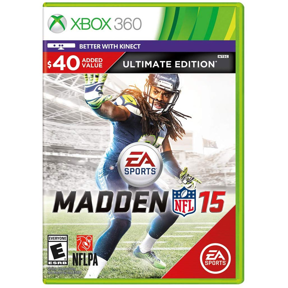 Madden NFL 15 Ultimate Edition (Xbox 360)