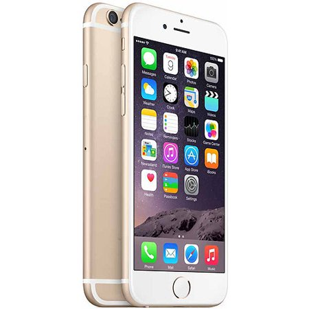 Straight Talk Apple iPhone 6 16GB 4G LTE Prepaid Smartphone by