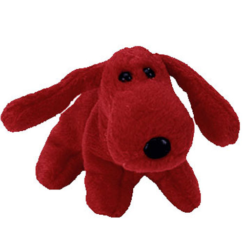 TY Jingle Beanie Baby - ROVER the Dog (5 inch)