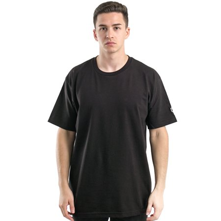 1dea0685778 Undftd - Undefeated, 5 Strike Felt Patch T-Shirt - Black - Walmart.com