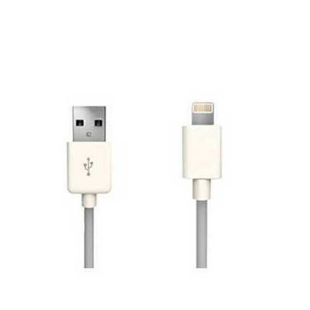 Just Wireless 3 Ft Usb Cable With Lightning Cable 8 Pin Apple Mfi Certified Charge And Sync For Iphone 6S 6S Plus 6 6 Plus 5S 5C