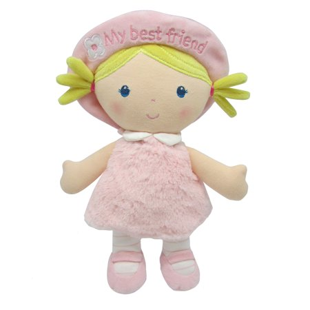 Elena Plush Doll