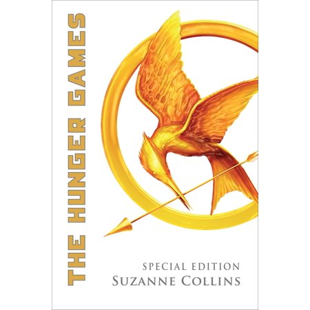 Hunger Games: The Hunger Games: Special Edition (Paperback) (Halloween Theme Park Hunger Games)