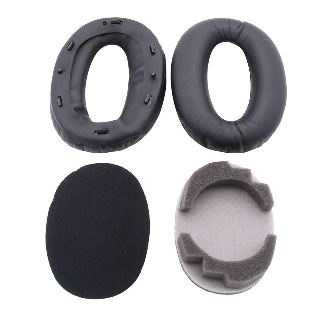 Replacement Ear Pads Earpads For Sony Wh1000Xm2 Mdr-1000X Wh 1000X M2 Headphones