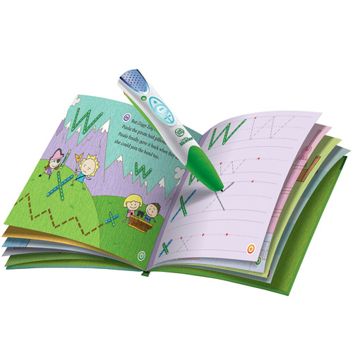 LeapFrog LeapReader Reading and Writing System, Green by LeapFrog