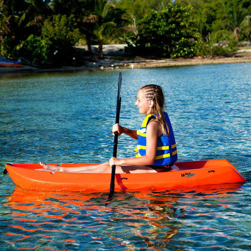 Lifetime Lifetime Wave Youth Kayak with Paddle by Lifetime