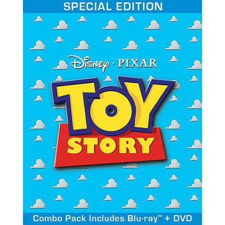 Toy Story (Blu-ray + DVD)