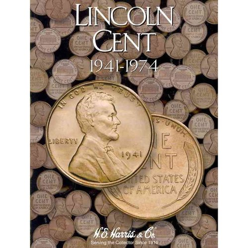 Lincoln Cent: 1941-1974