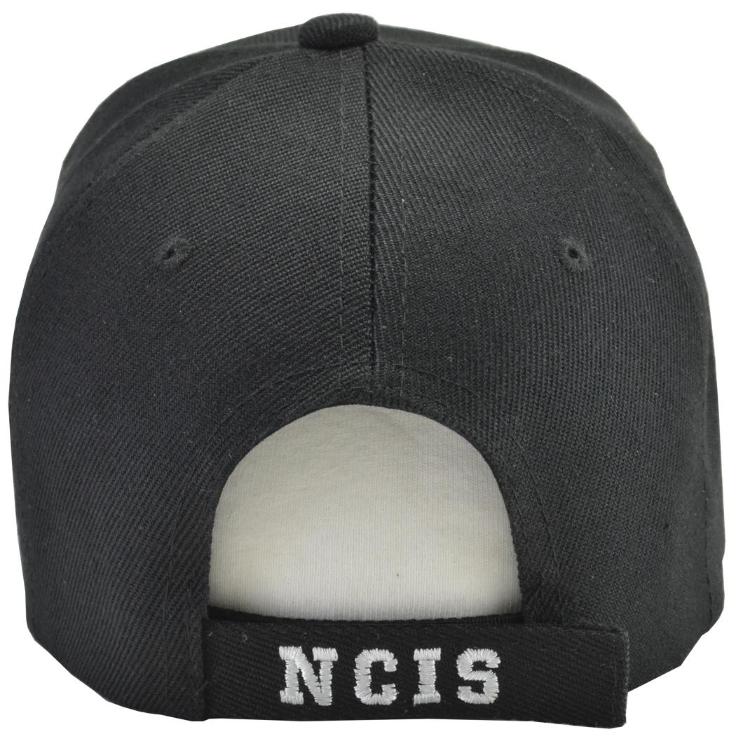 NCIS Hat Black - Walmart.com f77e03d61602