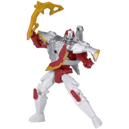 Power Rangers Ninja Steel DX Robo Red - Power Rangers Jungle Fury Red Ranger