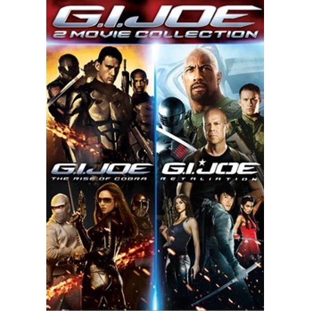 G.I. Joe: The Rise of Cobra / G.I. Joe: Retaliation (Gi Joe Rise Of Cobra Night Raven)