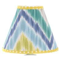 Cotton Tale Designs Zebra Romp Lamp Shade