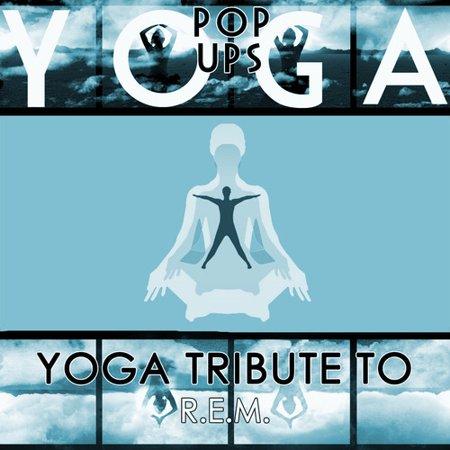 Yoga Pop Ups - Yoga REM [CD]