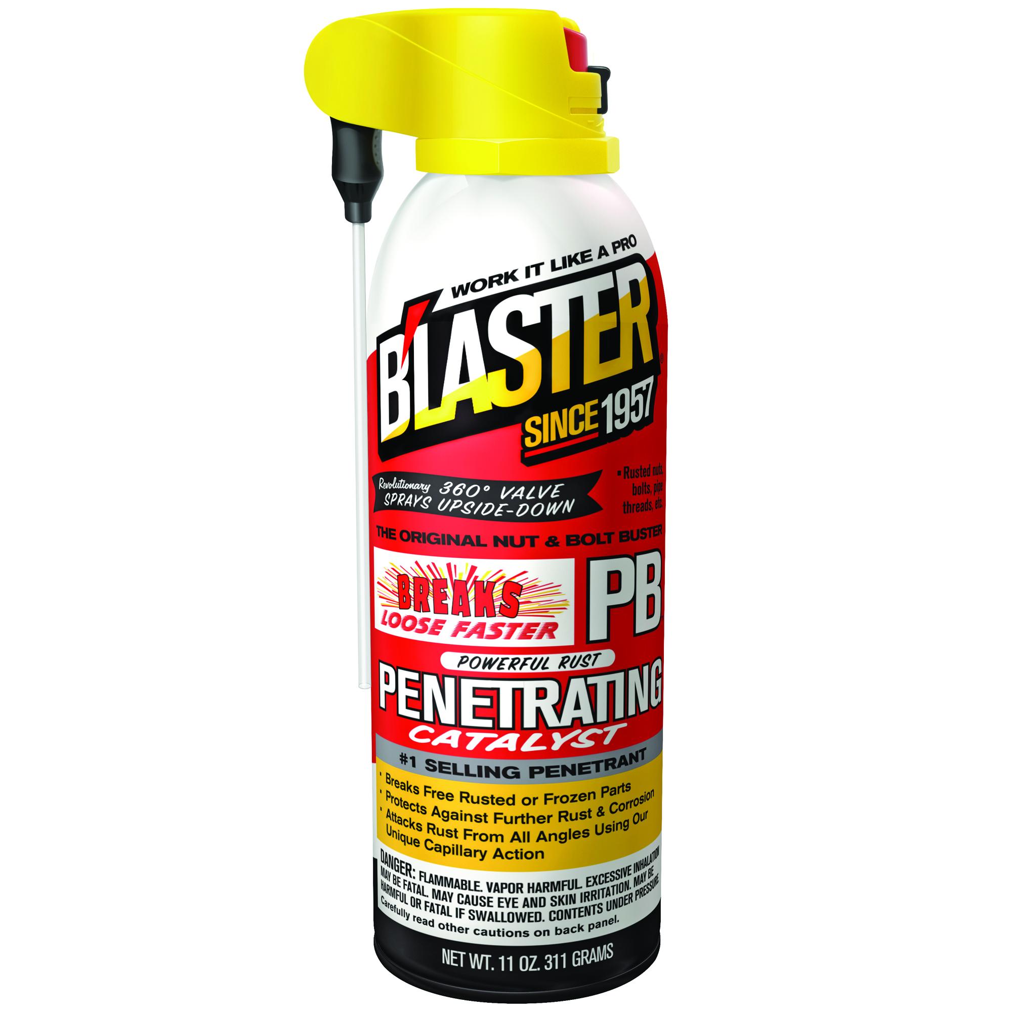 B'Laster PB Blaster Penetrant Rust Remover