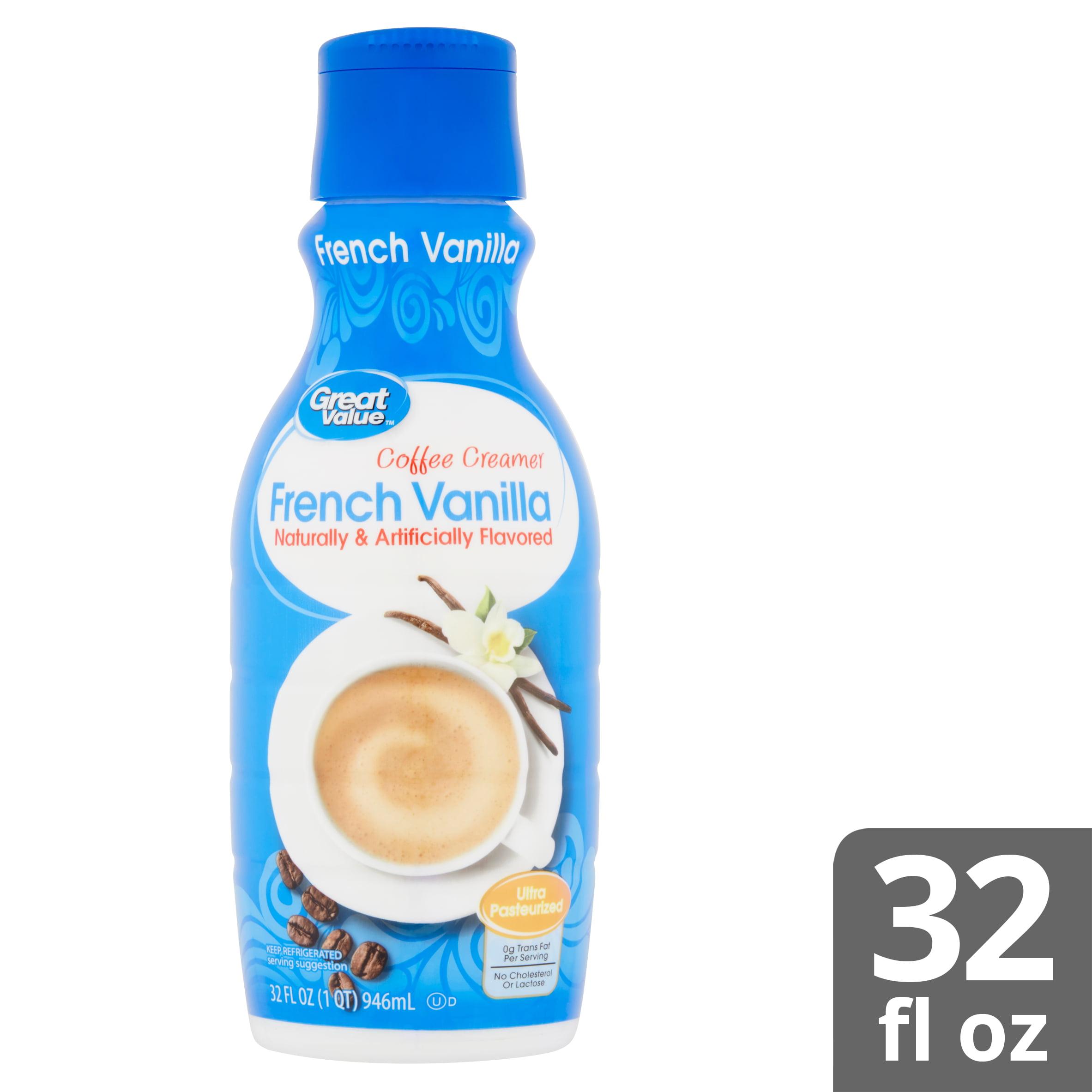 French Vanilla Coffee Creamer, 32 fl oz