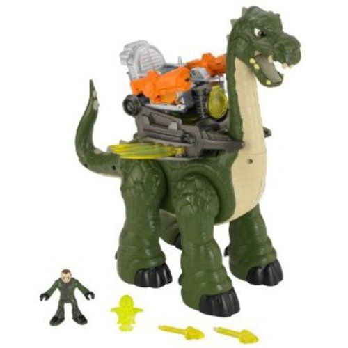 Fisher-Price Imaginext Mega Apatosaurus