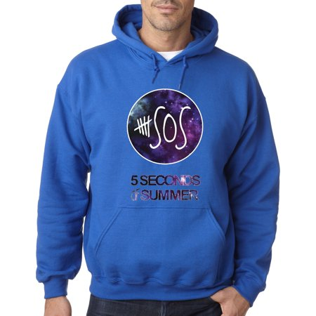 215 - Hoodie Sos 5 Seconds Of Summer Band
