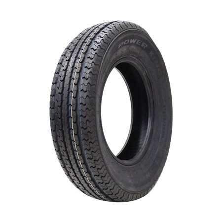 Power King Towmax STR II ST225/75R15 113/108D (Utilisation Of Electrical Power By Rk Rajput)