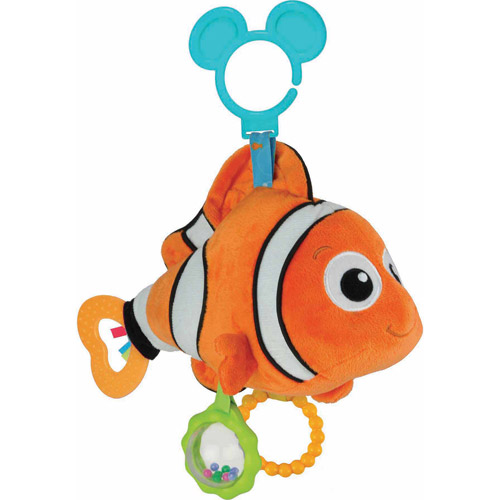 Disney Baby Nemo Activity Toy