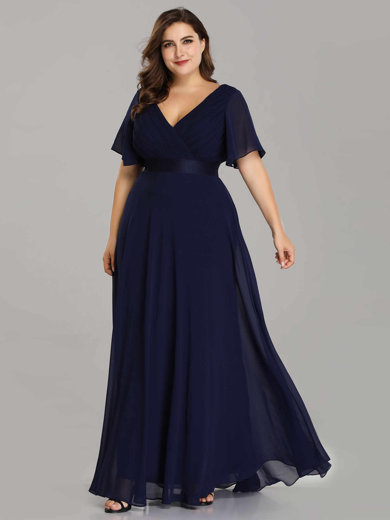Womens Plus Size Bridesmaid Dresses