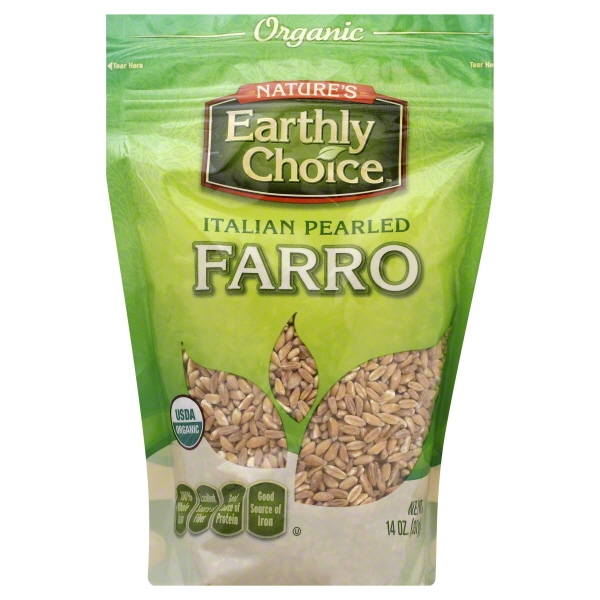 Natures Earthly Choice Natures Earthly Choice Organic Farro, 14 oz
