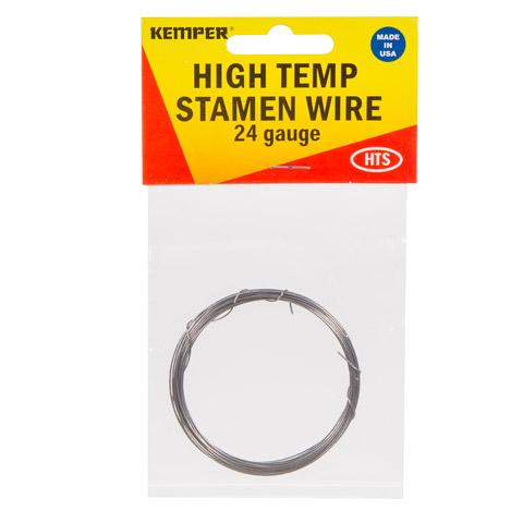 Kemper Tools PFMHTS Kemper High Temp Stamen Wire 24Ga 10Ftcd