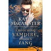 Crouching Vampire, Hidden Fang - eBook