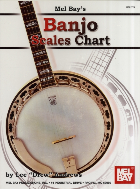 Banjo Scales Chart by