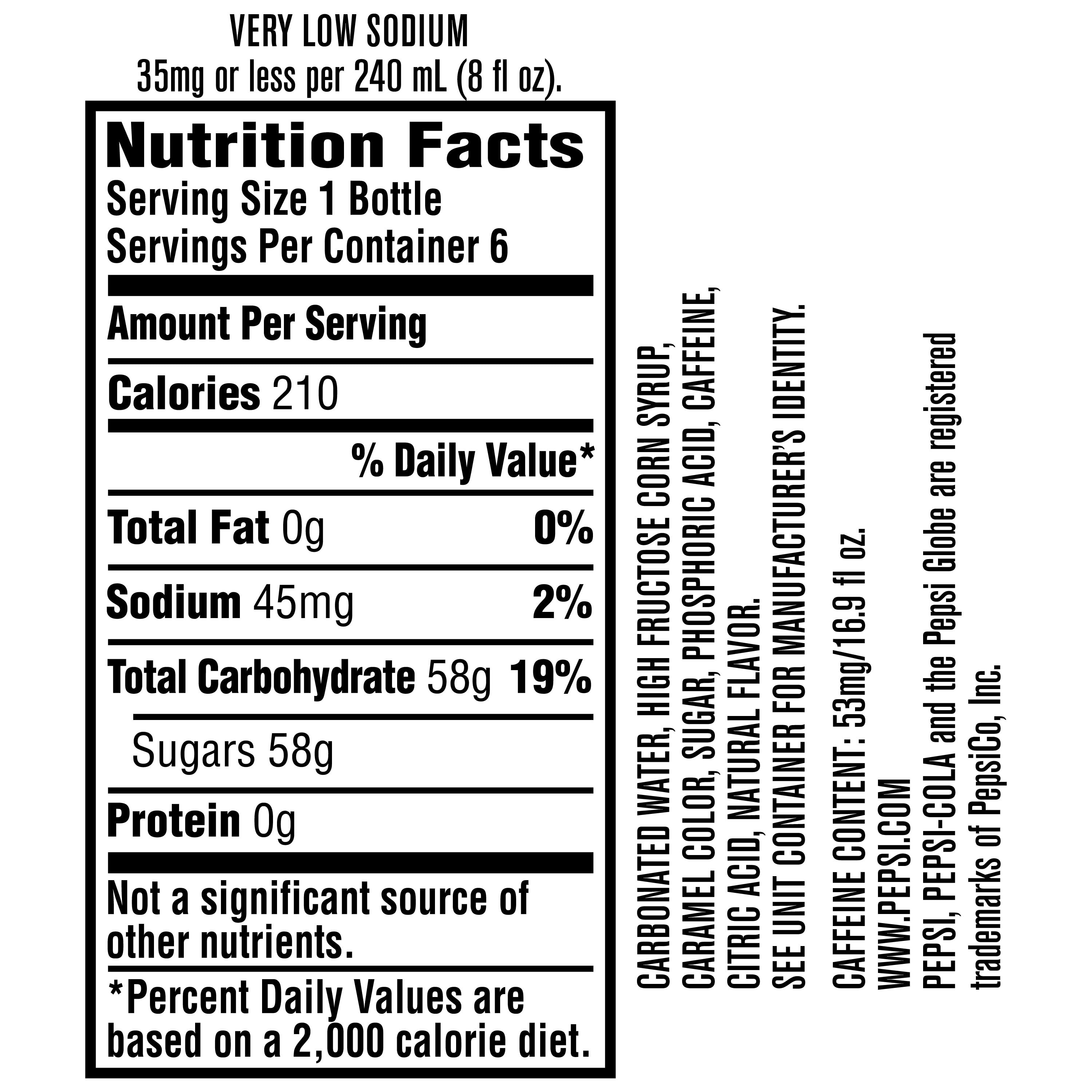 stars and stripes nutrition
