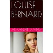 LOUISE BERNARD - eBook