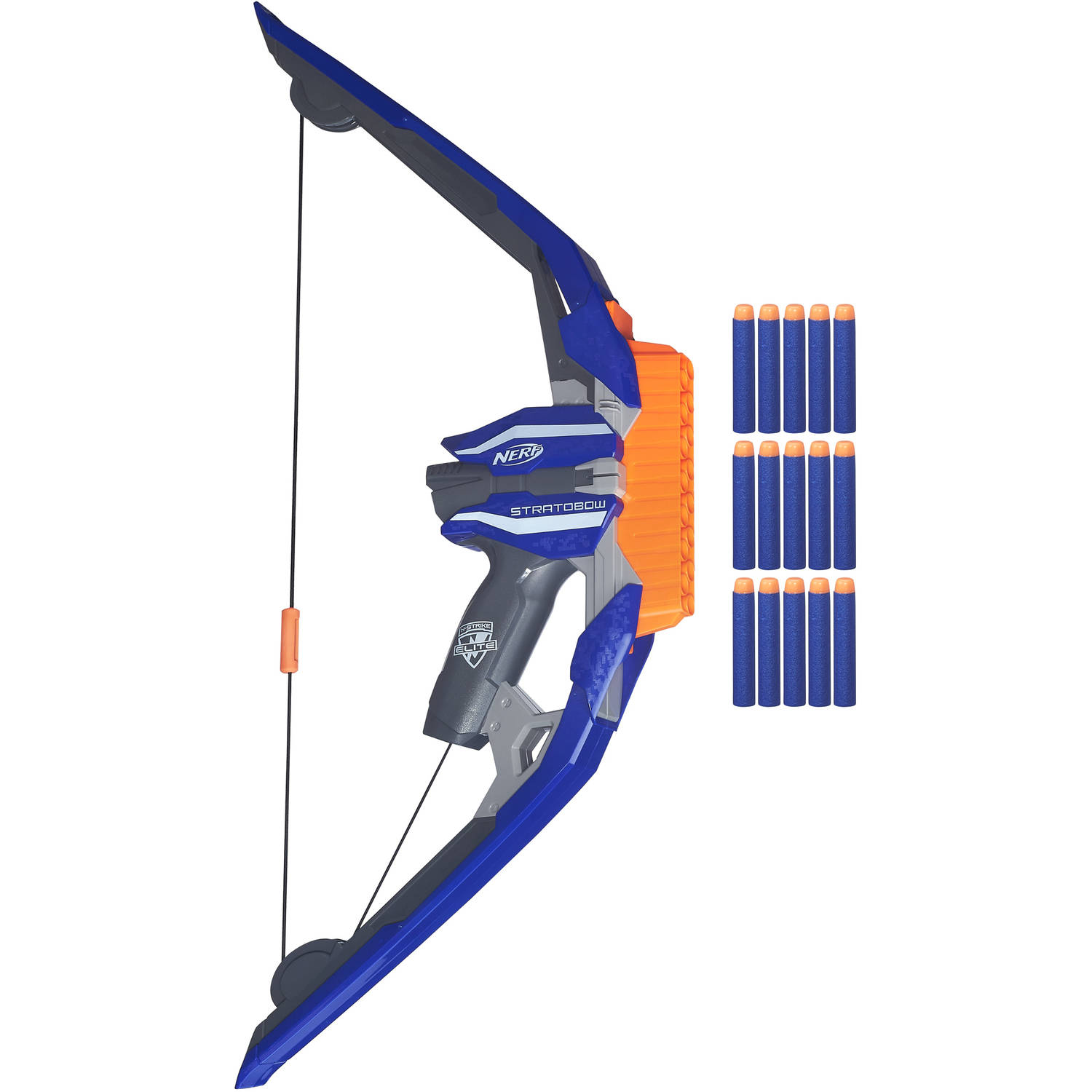 Nerf N-Strike StratoBow Bow by EVERFRONT PLASTIC & ELECTRONICS MANUFACTURING CO., LTD.