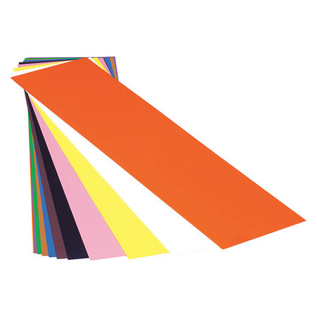 Shim Stock,Sheet,Polyester,0.0040 In PRECISION BRAND 44230