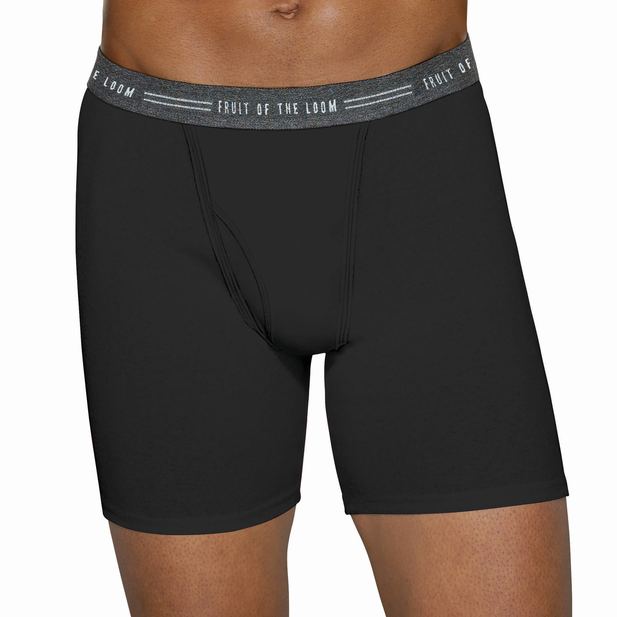 Fruit of the Loom Men's Everyday Active Boxer Briefs, 3-Pack