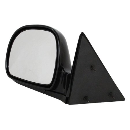 NEW LH DOOR MIRROR FITS CHEVY 94-97 S10 MANUAL 62008G GM1320126 15150849 955-305 GM1320126 955-305 15150849 62008G GM30L