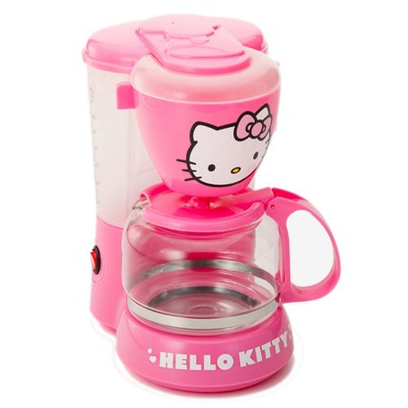 Hello Kitty Hello Kitty 5-Cup Coffee Maker](Hello Kitty Cups)