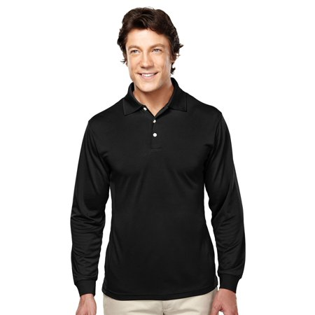 Tri Mountain Mens Big And Tall Ultracool Pique Golf Shirt