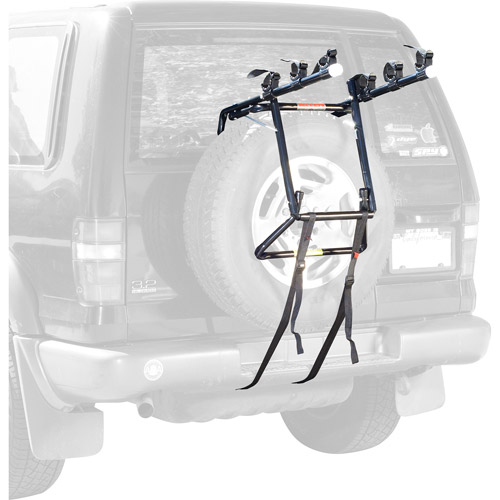 Allen Sports Model 303DB Deluxe Spare Tire Mounted 3-Bike Carrier