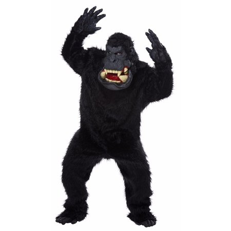 Goin' Bananas Big Mouth Ape Adult Halloween Costume for $<!---->