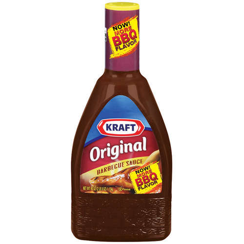 Kraft Barbecue Sauce: Barbecue Sauce Original, 40 Oz