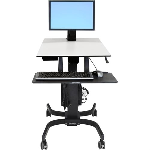 Ergotron WorkFit-C Computer Stand 24-215-085