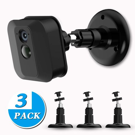 Camera Wall Mount Bracket For Blink,Blink Home Security Camera System Acceseries,360 Degree Protective Adjustable Indoor Outdoor Mount for Blink XT Outdoor Camera (3 Pack Do not include -