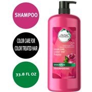Herbal Essences Shampoo for Color-Treated Hair, Color Me Happy, 33.8 Fl Oz