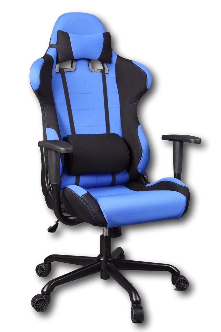 ViscoLogic CAYENNE Chaise De Bureau Pivotante Style Jeu Racing
