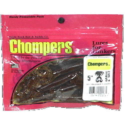 """KALINS Twin Tail Grub Double Curly Soft Fishing Bait 4/"""" 10ct PUMPKINSEED"""