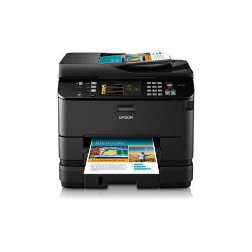 Epson WorkForce Pro WP-4540 Inkjet Multifunction Printer - Color - Plain Paper Print - Desktop 2KL1186